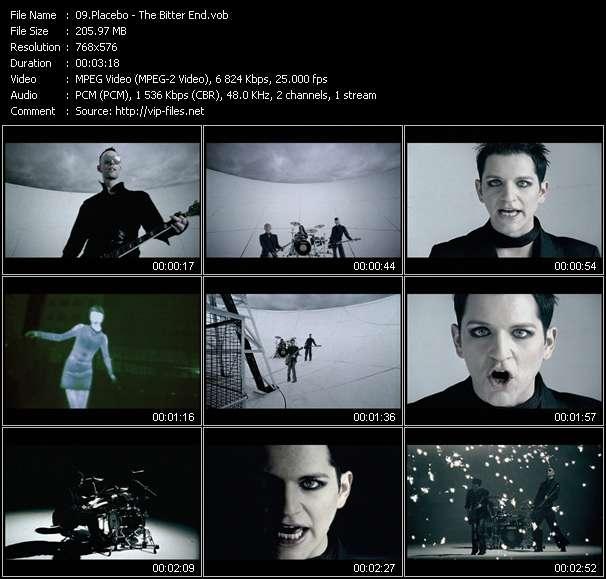 Placebo video vob