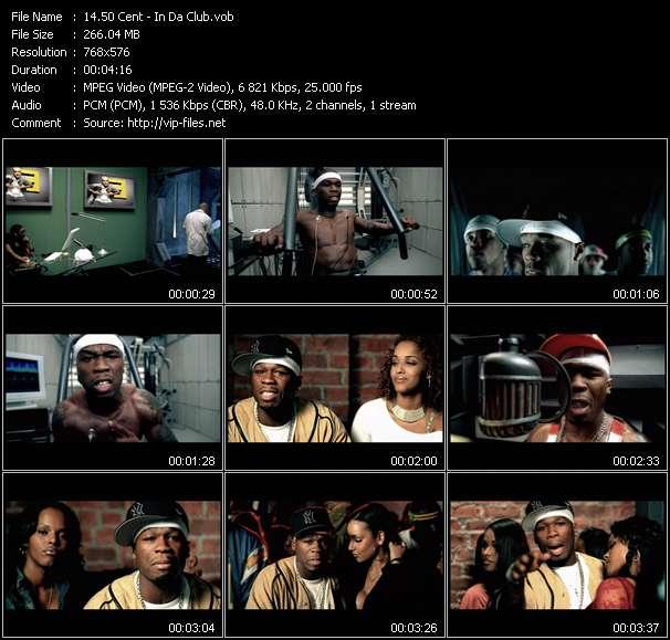 50 Cent video vob