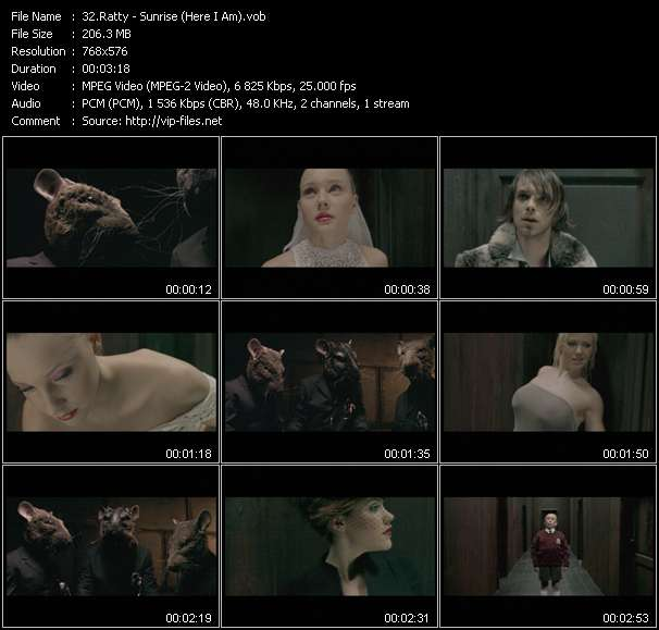 Ratty video vob