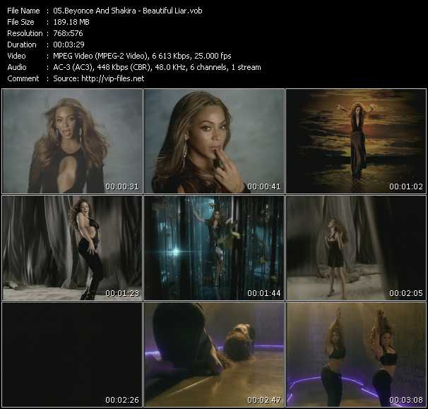 Beyonce shakira beautiful liar gif on gifer by adrielsa.