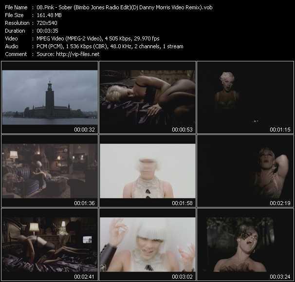 Pink video vob