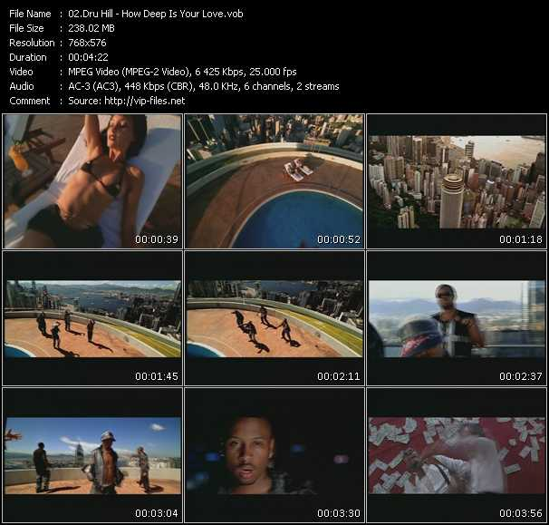 Download Hq Vob Mpeg 2 Music Videos Of Frankie Goes To Hollywood Dru Hill Robert Palmer Party Animals Mc Lynx And Etc