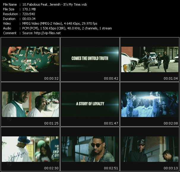 Fabolous Feat. Jeremih video vob