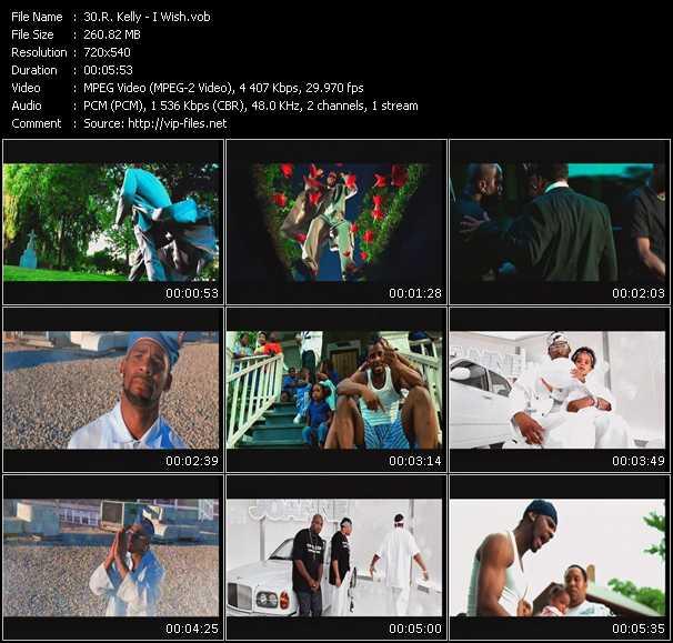 R Kelly I Wish Original Download