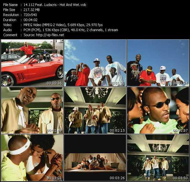 112 Feat. Ludacris clips musicaux vob