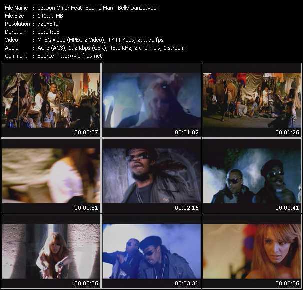 Don Omar - Belly Danza Lyrics | MetroLyrics