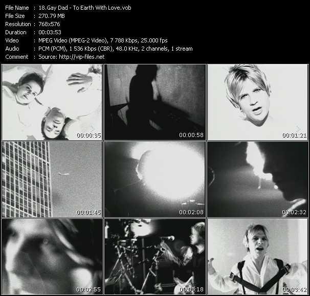 Музыкальные видеоклипы(VOB) в стиле Pop Music.