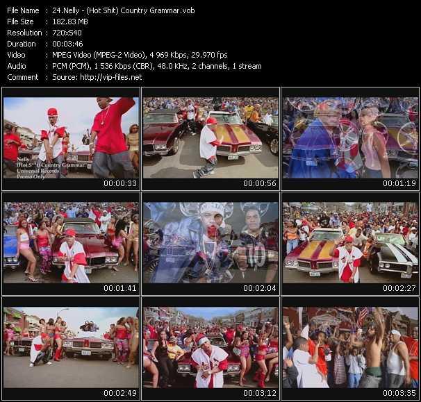 HQ Music Videos VOBs - Nelly, Dmx, Jay-Z, UGK, Jagged Edge