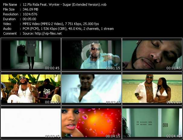 Flo Rida Feat. Wynter Gordon video vob