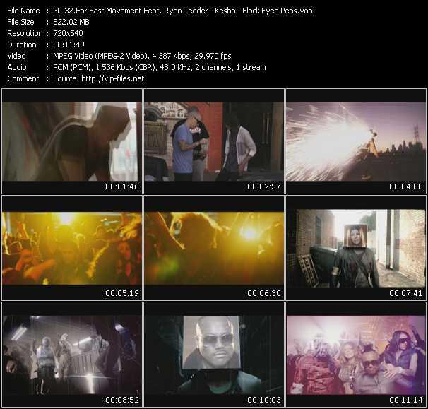 The Time Dirty Bit The Black Eyed Peas: Far East Movement Feat Ryan Tedder