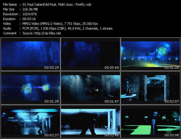 Paul Oakenfold Feat. Matt Goss