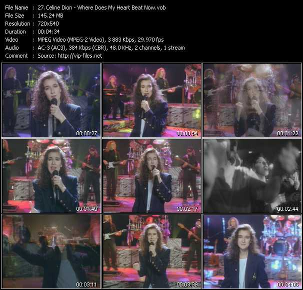 Download Celine Dion My Heart Will Go On: Where Does My Heart Beat Now