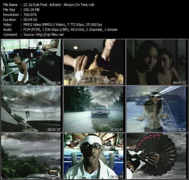 Dj aleks vs. Ja rule ft. Ashanti always on time(remix) by deejay.