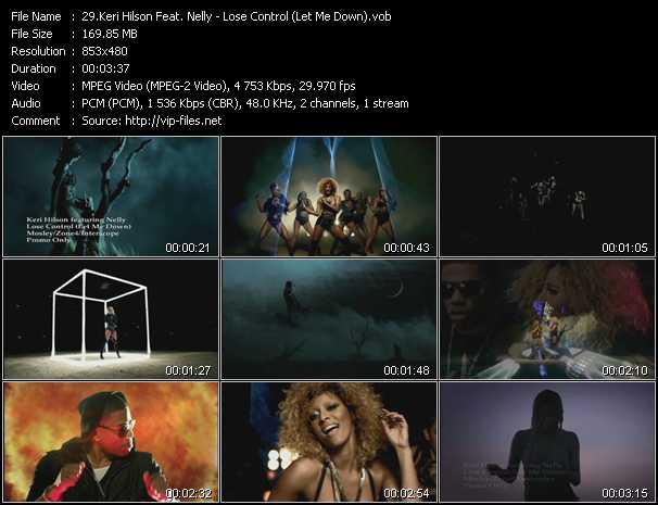 Keri Hilson Feat. Nelly video vob