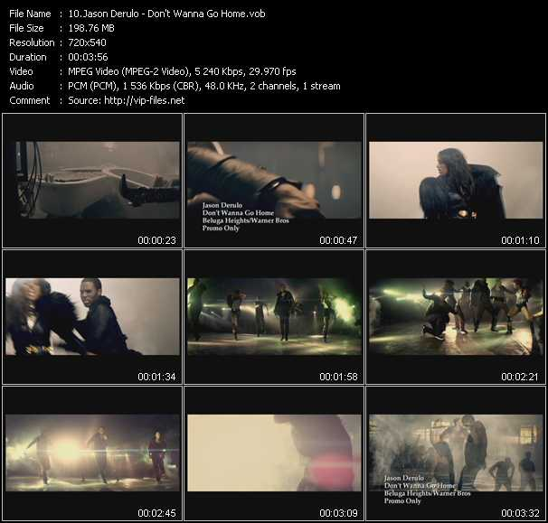 Jason Derulo video vob