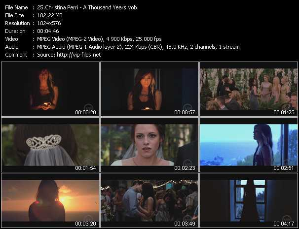 download a thousand years mp3 audio