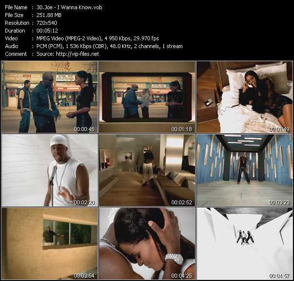 HQ Music Videos VOBs - Joe, Lil' Kim, Sisqo, Jay-Z, UGK