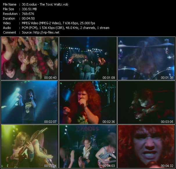 Exodus video vob