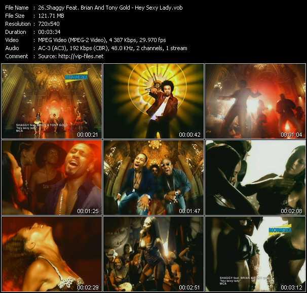 Shaggy Feat.
